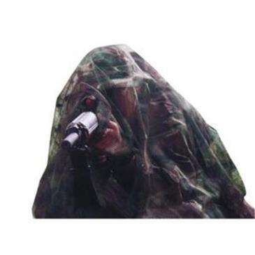 Fox Outdoor Woodland Camouflage Body Veil - Durable Light Weight Synthetic Netting/5' x 8'