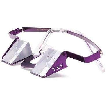 Y & Y Vertical Purple Y & Y - Colorful - Flexible Glasses Bows And Frame