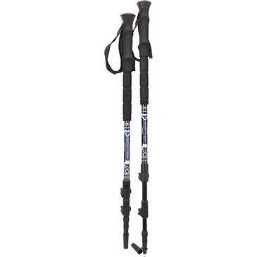 Yukon Charlie'S Yukon Blue Charlie'S Yc Carbon Trekking Pole - Adjustable Padded Wrist Strap