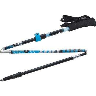 Yukon Charlie'S Flipout Trek Cbn Pole - Ergonomic Molded Rubber Grips