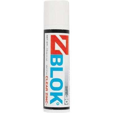 Z Blok Medicated Spf 30 Lip Balm W/Zinc - Chemical Free, Titanium Oxide
