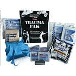 ADVENTURE MEDICAL Kits Trauma Pack w/Quikclot - Survival, Emergency, Safety