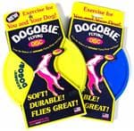 AEROBIE Dogobie Flying Disc - Puncture And Tear Resistant For Greater Durability
