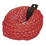 AIRHEAD Watersports AIRHEAD Bling 4 Rider Tube Rope 60' - Top Quality Polypropylene