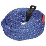 AIRHEAD Watersports AIRHEAD Bling 6 Rider Tube Rope 60' - Top Quality Polypropylene