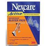 3M Aloe Gator Waterproof Blister Pad - Soft/Gel-Like Pads/Heal Blisters