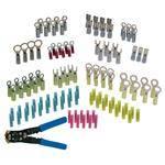 Ancor 121 Piece Premium Connector Kit w/Crimp Tool - (18-10 AWG) Plus Crimp Tool