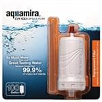 Aquamira H2O Replacement Filter - USA Made, Ideal For Hiking & Traveling