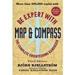 Wiley Publishing Be Expert w/Map & Compass Book - Navigation Guide-Revised For The Age Of The Gps