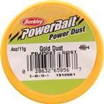 Berkley Gold Dust Powerbait Fresh Water Attractant Fishing Bait - Enhances Lures