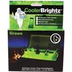 Brightz Green Cooler Brightz - 30 Micro Led'S, Waterproof Lights, 24 Hour Glow