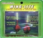 Carlson Tackle Wing Lite Stick w/Holder - Bright Visibility/Night Or Twilight