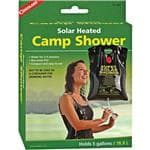 Coghlans Coghlan's Solar Heated Camp Shower - Holds 5 Gallons, 18.9 Liter, Easy To use