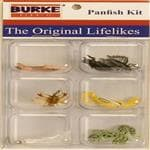 Creme Lure Co. Cr?+me Lure Co Assorted Panfish Kit - Original Lifelikes/High Quality/Fishing
