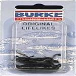 Creme Lure Co. Creme Lure Black Floating Crickets 2 Pack - Original Lifelike/Catch Any Fish