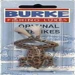 Creme Lure Co. Swimming Action Weedless Frog Fishing Lure
