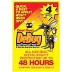Debug Repel Insect Repellent Patch 4 Pack/PK - Protection Up To 48 Hours