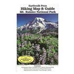 Earthwalk Press Mt Rainer Np Hiking Map & Gd