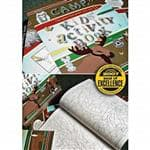 EDUCATION OUTDOORS Camp Kids Activity Book - 48 Pages Of Quality Content