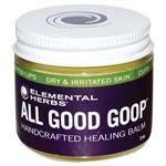 ELEMENTAL HERBS Elemental Herb All Good Goop Organic Balm - Certified Organic Green Tea