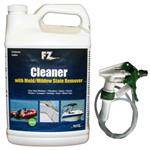 Flitz Marine/RV Cleaner w/Mold & Mildew Stain Remover 1 Gallon 128 Ounce Refill