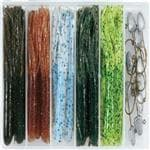 Gitzit Variety Pack 35 Piece 2.5'' - High Quality/Long Lasting/Fishing Accessory