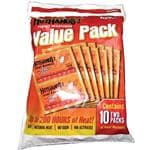 HOT HANDS Hothands 2 Value Pack 10 Pair - Up To 200 Hours Of Heat, Air Activated