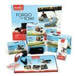 """Weego Jump Starter """"Surf"""" Starter Pack W/1-Js6, 3-Js12, 2-Js18 & Advertising Material"""
