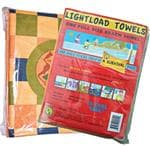 LIGHTLOAD TOWEL Lightload Ez Carry Beach Towel - More Absorbent Than Cotton Beach Towels
