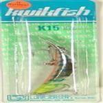 JENSEN Rattle Kwikfish K16 W/Round Bend Treble Hook