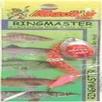 Ring Master Vibrating Metal Blade Fishing Lure