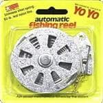generic Mechanical Fisher Reel 1 Piecee Carded - Automatic/High Qualiy/Long Lasting