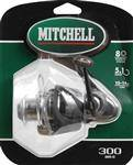 Mitchell 300-C Spinning Fishing Reel - Innovative Bail Halo, Superior Strength