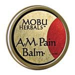 MOBU Herbals A.M. Pain Balm - Soothes Aches And Pain, Effective On Headaches