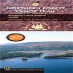Mountaineers Books #8 Rangeley Lakes Region Me