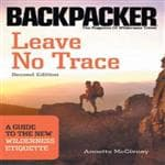 Mountaineers Books Leave No Trace: Guide To Wilde - Wilderness Etiquette
