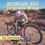 Mountaineers Books Mountain Bike Emergency Repair -  Pocket Sized