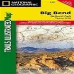 National Geographic Big Bend National Park #225