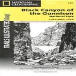 National Geographic Black Canyon Gunnison #134