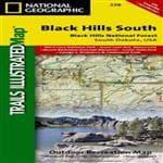 National Geographic Black Hills/Windcave N.P. #238