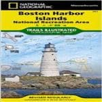 National Geographic Boston Harbor Islands #265