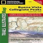 National Geographic Buena Vista/Colegiate Pks #129