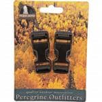 PEREGRINE OUTFITTERS Dual Adjust .75'' 2 Pack - No Sew Application, Replacement