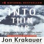 Random House Into Thin Air, Paperback
