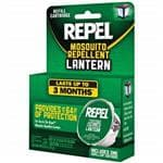 REPEL Mosquito Repellent Lantern Refill - Each Refill Lasts Up To 3 Months