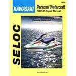 Seloc Service Manual - Kawasaki - 1992-97 - Instructional Repair Manual