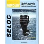 Seloc Service Manual - Mercury Outboards - 6Cyl - 1965-89 - Repair Manual