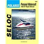 Seloc Service Manual - Polaris - 1992-97 - Instructional Repair Manual