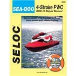 Seloc Service Manual Sea-Doo Bombardier 4-Stroke Engines 2002-2010