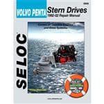 Seloc Service Manual - Volvo/Penta - Stern Drive - 1992-02 - Repair Manual
